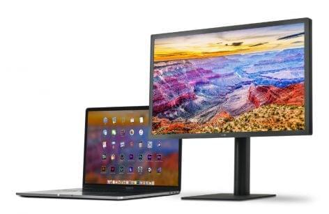 Bemutatkozott az LG új UltraFine 5K monitora Apple termékekhez