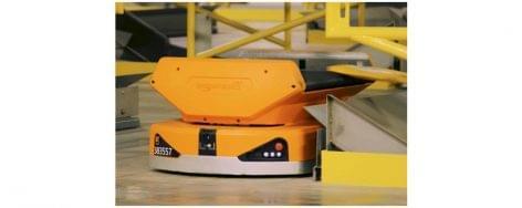 Pegazus-robotokat alkalmaz az Amazon új, spanyol elosztóközpontjaiban