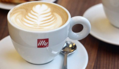 Megvásárolta brit disztribútorát az illycaffe