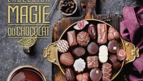 Saját márkás csokoládéválogatás a Normától