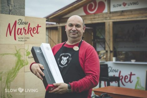 Magyar Slow food siker Londonban