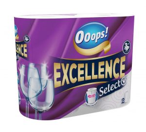 ooops paper towel new product