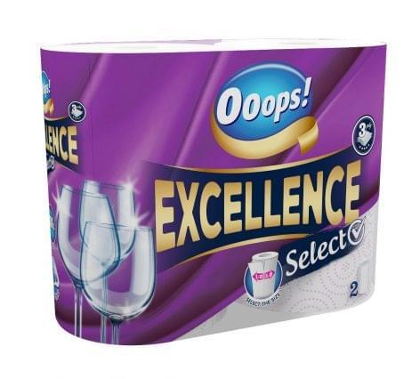 Ooops! Excellence Select háztartási papírtörlő