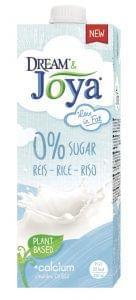 Joya sugarfree rice and oat drinks 1 l