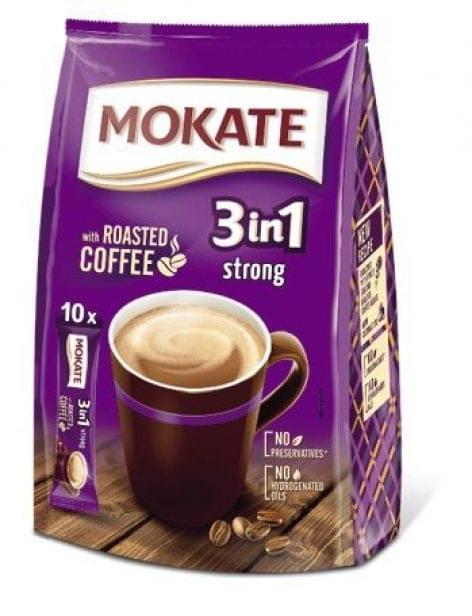 Mokate 3in1 – 2in1 instant kávéitalok