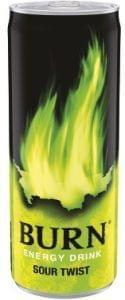 Burn Sour Twist250 ml
