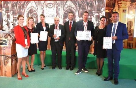 A CO-OP nyerte a Magyar Termékekért Kereskedelmi Nívódíjat