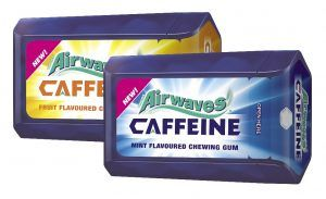 New Airwaves Caffeine product family