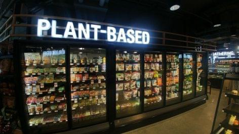 Saját márkás növényi alapú húspótlókat dob piacra a Kroger