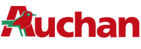 JusteBio termékek a portugál Auchan üzletekben