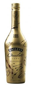New Bailey's Chocolate cream liqueur