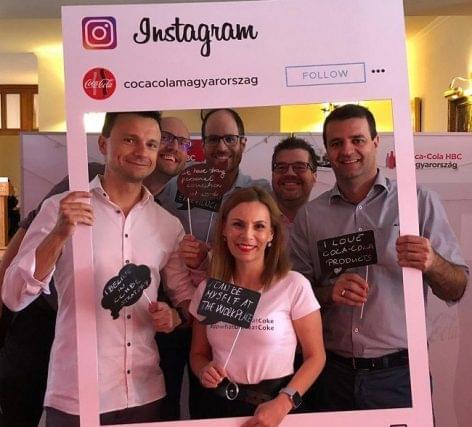 Idén is a Coca-Cola HBC Magyarország lett a legvonzóbb FMCG munkahely Magyarországon