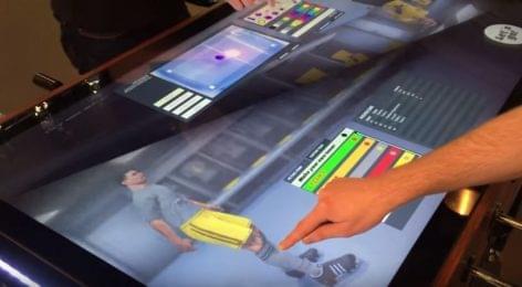 Ilyen egy 21. századi kocsmai játék – A nap videója