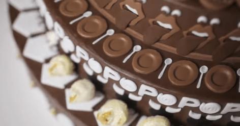 A filmtörténet legfantasztikusabb tortája – A nap videója