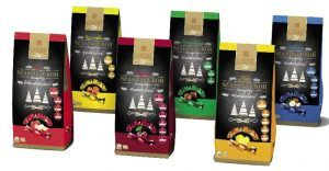 Lissé Fitt chocolate products