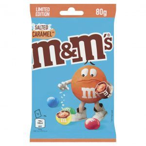 M&M' salty-caramel-New limited edition