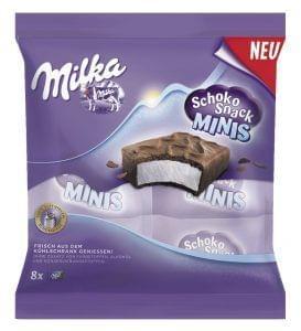 Milka Minis choco snack