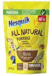 Nestlé Nesquik porridge