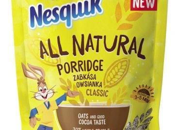Nesquik All Natural Zabkása