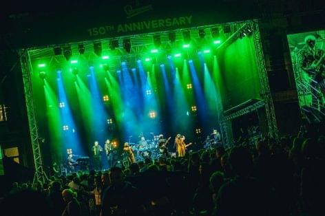 A Staropramen 150. évfordulóját a legendás sör szülőhelyén ünnepelték