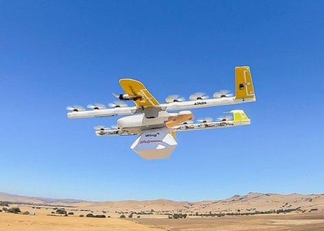On-demand drónos házhozszállítást tesztel a Walgreens
