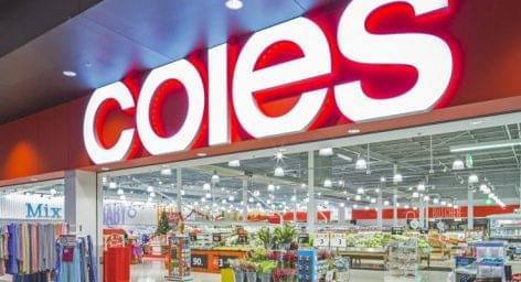Százával csökkenti a Coles termékei árát