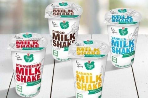 Kaufland To Introduce Aluminium Lids In 'K-To Go' Milkshakes