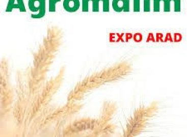 A record number of Hungarian companies presented themselves at the Agromalim trade show in Arad