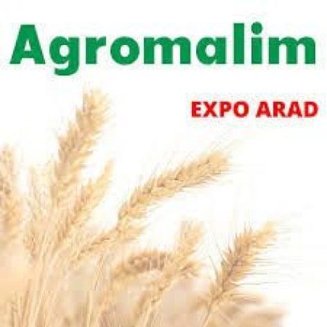 Rekordszámú magyarországi cég mutatkozott be az aradi Agromalim szakkiállításon