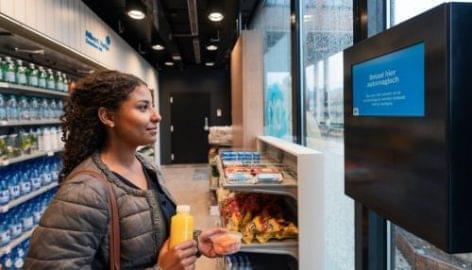 Albert Heijn Tests 'Grab And Go' Digital Store