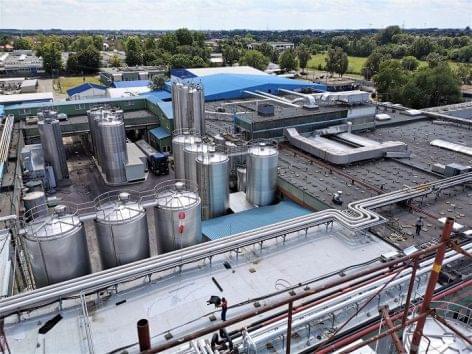 Az import hetedét kiváltaná az Alföldi Tej új debreceni sajtgyárának kapacitása
