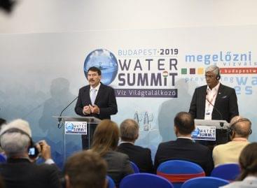Budapesti Víz Világtalálkozó 2019