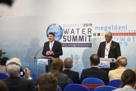 Budapest World Water Summit 2019