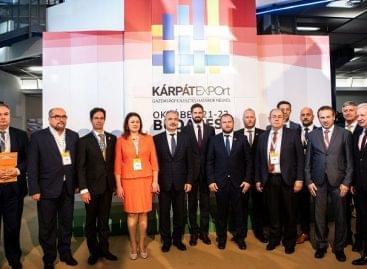 Kárpát EXPOrt: gazdaságfejlesztés határok nélkül