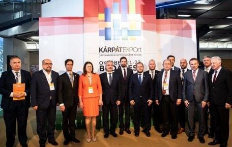 Kárpát EXPOrt: economic development without borders