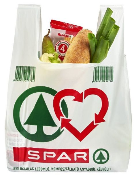 Less plastic at SPAR