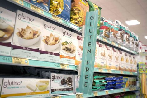 Gluténmentes élet 80 milliárd forintért évente