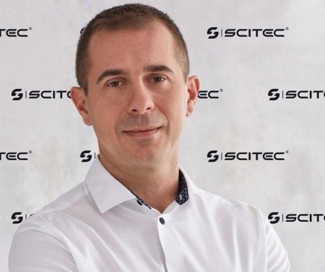 Seres Attila lett a Scitec ügyvezető igazgatója