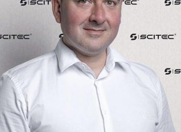 Solymos Ádám lett a Scitec marketingigazgatója