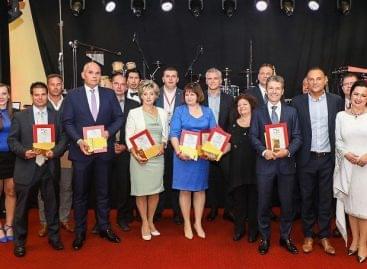Rangos szakmai elismerésekkel jutalmazták a SPAR-t