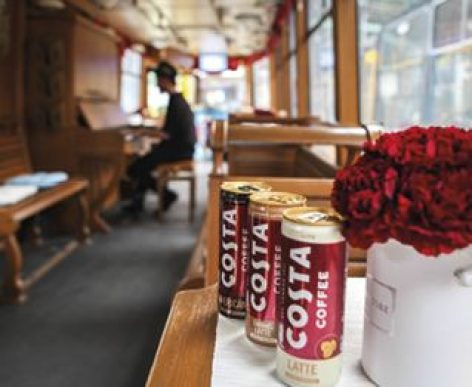 Costa Coffee to be launched in Hungary next year