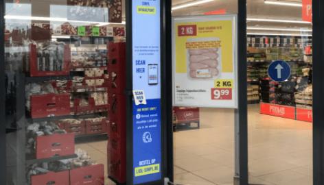 Lidl Belgium Tests Grocery Pick-Up Service