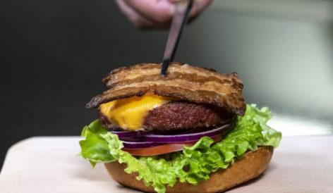 Nestlé Develops Vegan Cheese And Bacon For Burgers