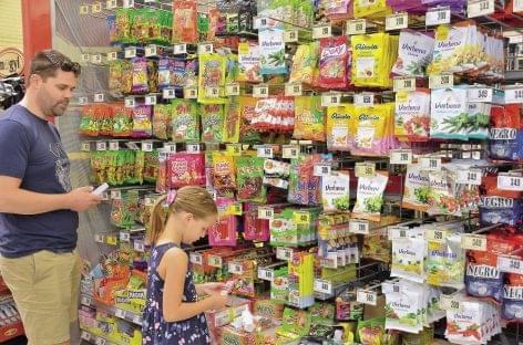 Magazin: Jó a kedv a cukorkáknál