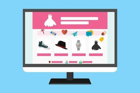 Going to the mall – online
