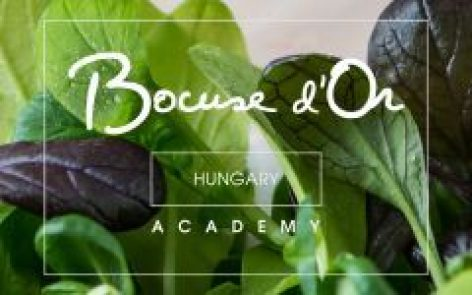 Bocuse d'Or selection