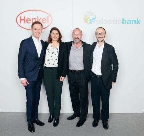 A Henkel kiterjeszti partnerségét a Plastic Bankkal