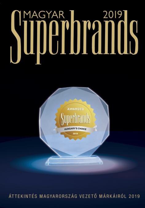 Magazine: Superbrands Magyarország is 15 years old