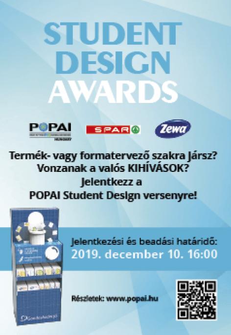Magazine: Student Design: A display design contest