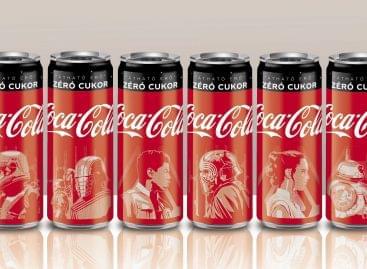 Limitált kiadású Coca-Cola Zero